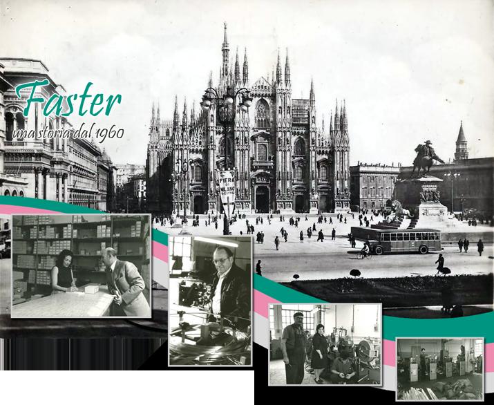 Faster: una storia dal 1960